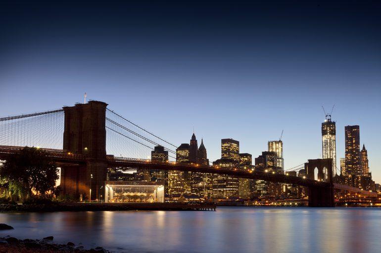 Fotografare il ponte di Brooklyn www.ishoottravels.com your ticket to travel photography. Blog di fotografia di viaggi. © Galli / Trevisan