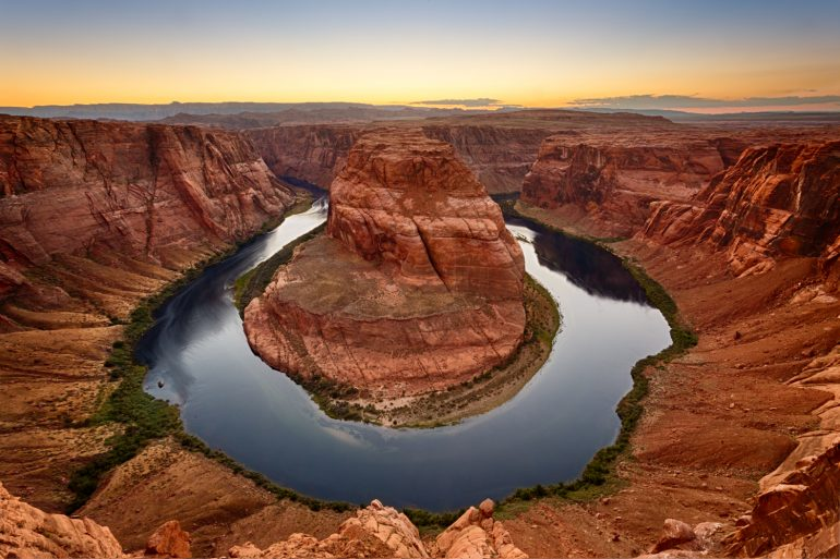 Fotografare The Horseshoe Bend www.ishoottravels.com your ticket to travel photography. Blog di fotografia di viaggi. © Galli / Trevisan