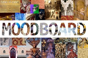 Prepararsi con le moodboard