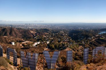 Hollywood Sign: la panoramica. www.ishoottravels.com your ticket to travel photography. Blog di fotografia di viaggi. © Galli / Trevisan