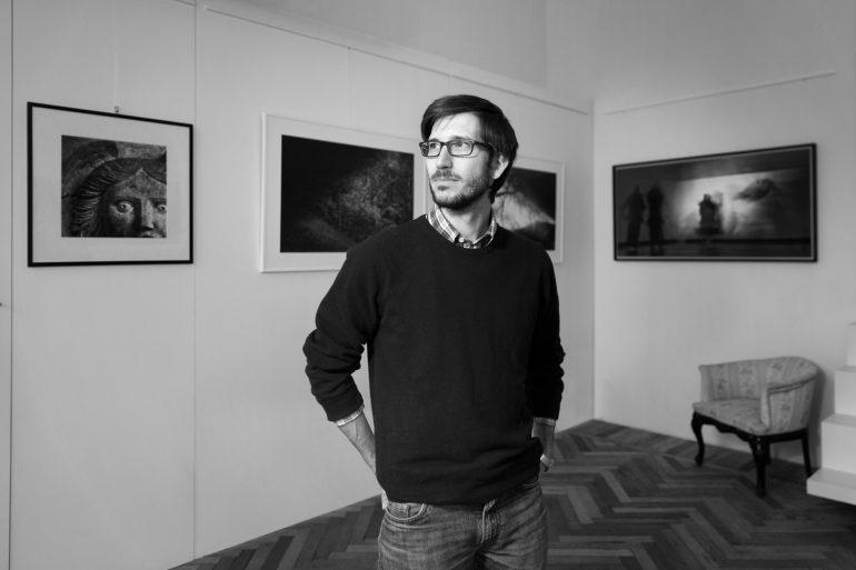 Intervista ad un fotografo stampatore: Michele Gusmeri www.ishoottravels.com your ticket to travel photography. Blog di fotografia di viaggi. © Galli / Trevisan