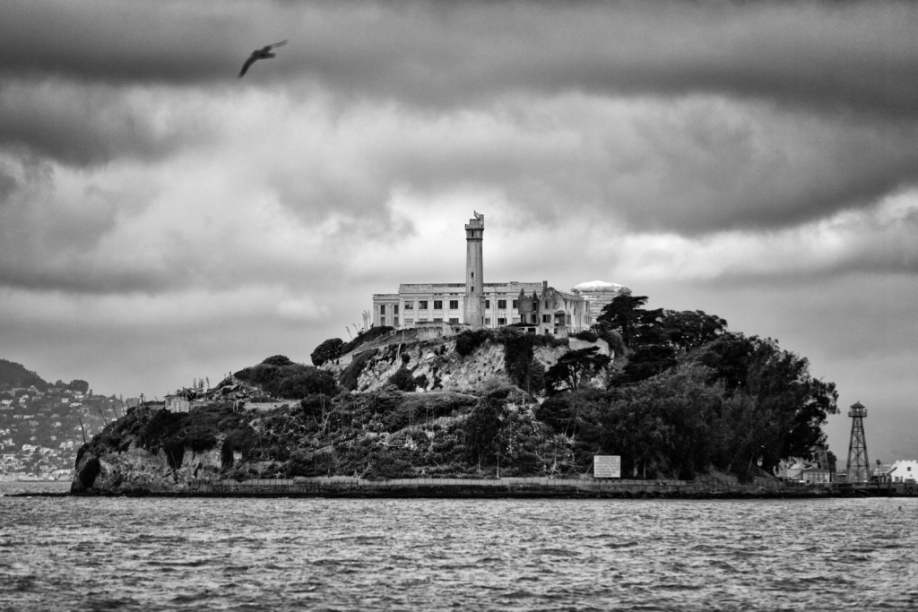 Fotografare Alcatraz www.ishoottravels.com your ticket to travel photography. Blog di fotografia di viaggi. © Galli / Trevisan
