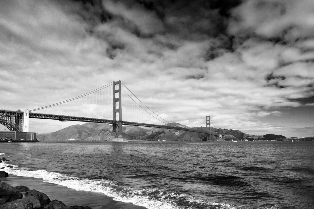 Fotografare il Golden Gate Bridge www.ishoottravels.com your ticket to travel photography. Blog di fotografia di viaggi. © Galli / Trevisan