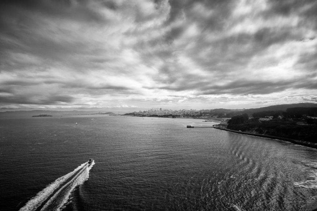 Fotografare il Golden Gate Bridge www.ishoottravels.com your ticket to travel photography. Blog di fotografia di viaggi. © Galli / Trevisan