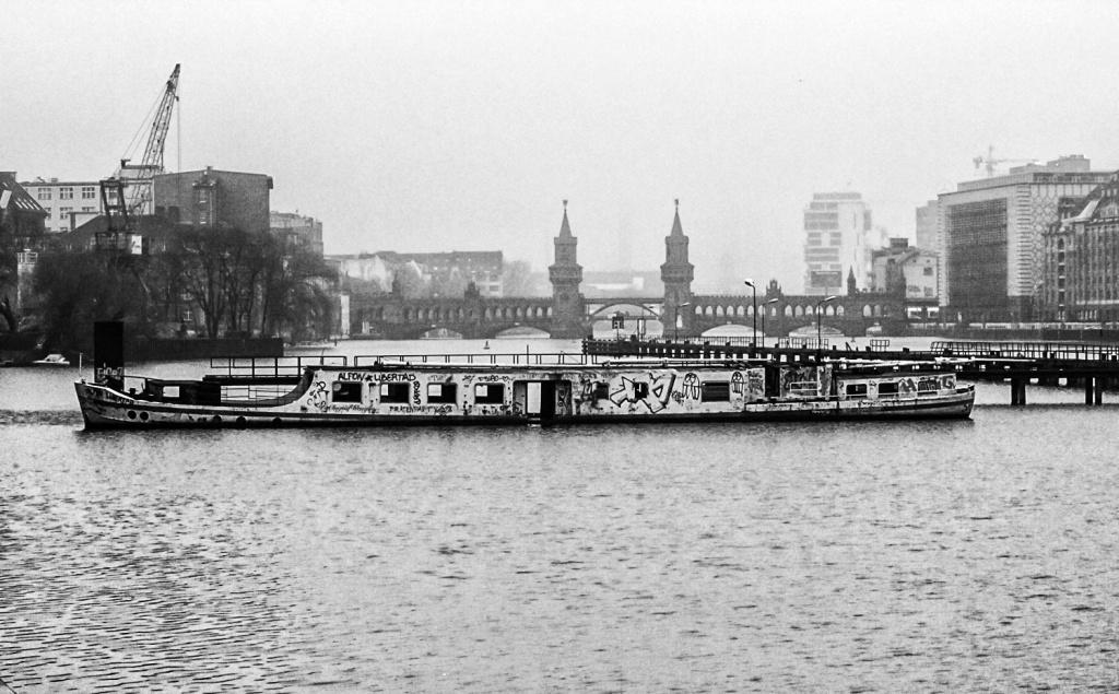 Berlino in Bianco e Nero